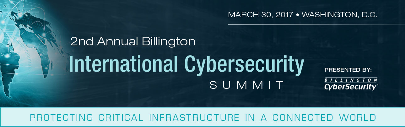 2nd Annual Billington International Cybersecurity Summit